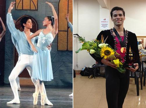 Diego Lima | Escola de Dança Petite Danse