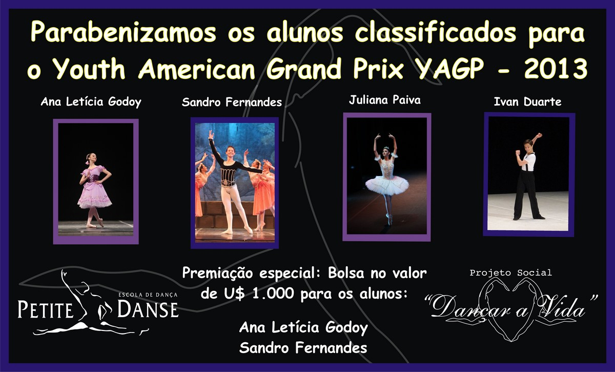 Youth American Grand Prix 2013