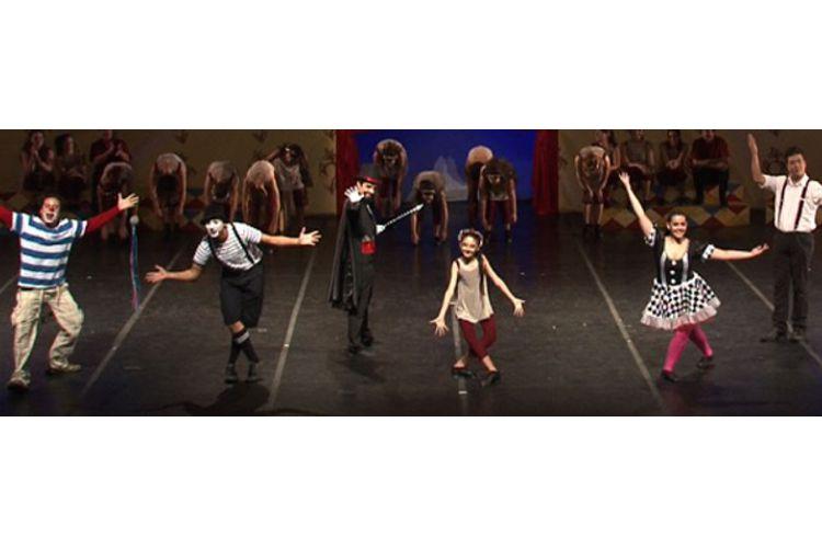 Picadeiro Mágico - Espetáculo de Dança