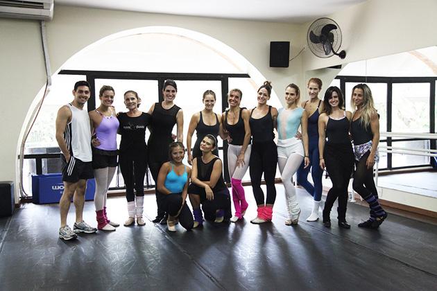 Aulão de Ballet Fitness com Betina Dantas