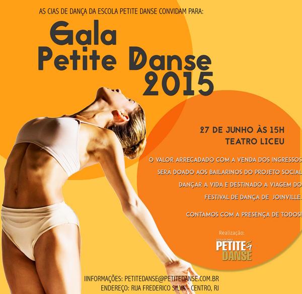 Gala Petite Danse 2015