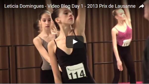 A bailarinaLetícia Dias, da Cia Jovem Dançar a Vida, representou o Brasil no Grand Prix de Lausanne. Confira a bailarina Letícia Dias no Grand Prix de Lausanne: