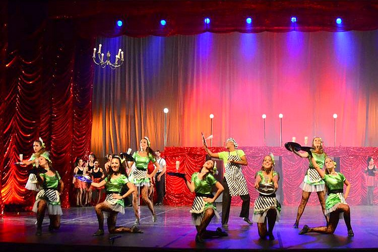 Alcazar Lírico | Escola de Dança Petite Danse