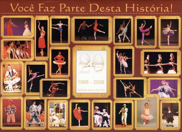 Você Faz Parte Dessa História | Escola de Dança Petite Danse