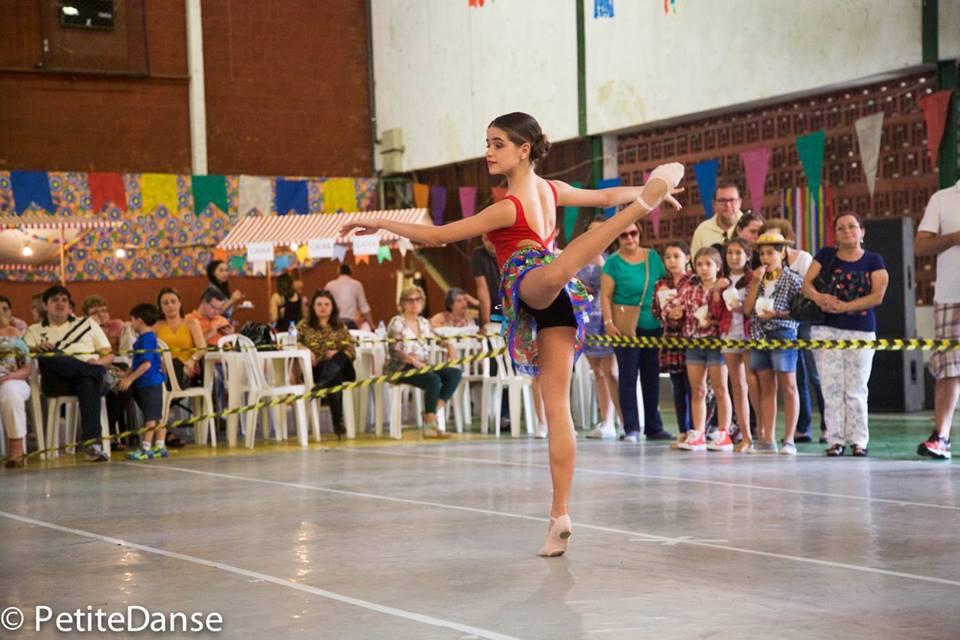 Arraiá da Petite Danse 2016