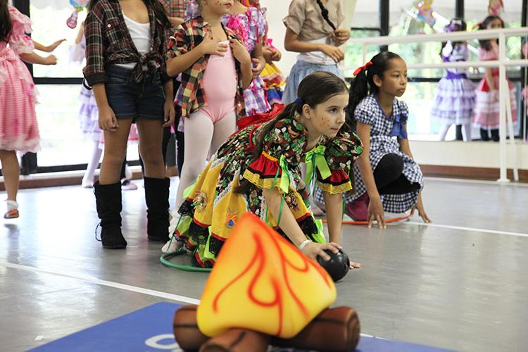 Arraiá 2013 | Escola de Dança Petite Danse