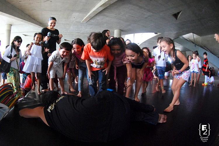 Dia das Crianças 2013 - Cidade Das Artes - Escola de Dança Petite Danse