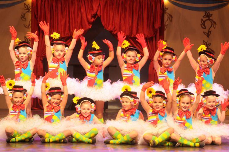 Espetáculo O Circo | Escola de Dança Petite Danse