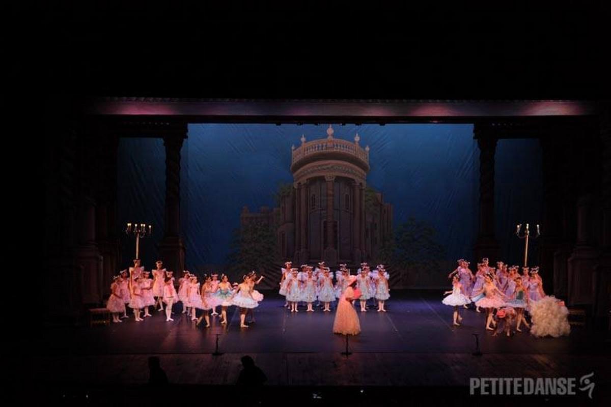 Espetáculo de Dança A Fada | Escola de Dança Petite Danse