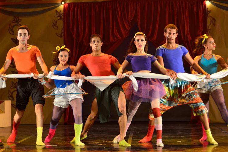 Espetáculo Picadeiro Mágico | Escola de Dança Petite Danse