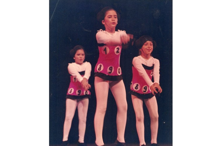 Túnel do Tempo   Escola de Dança Petite Danse