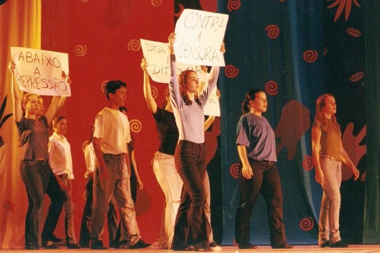 Geléia Tropical | Escola de Dança Petite Danse