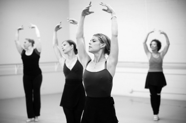 As vantagens de praticar ballet para os adultos