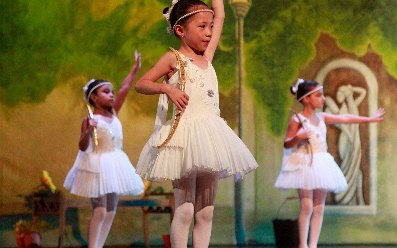 A Dança na Educação Infantil