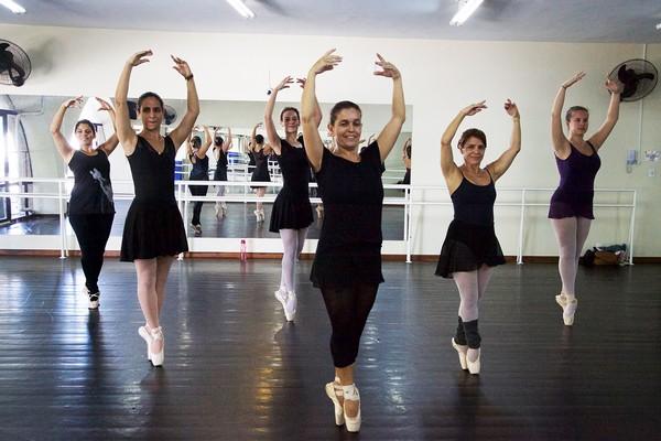 Vantanges do ballet para adultos