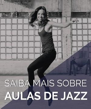 Aulas de Jazz