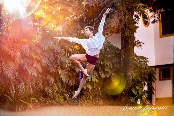 Curso de férias de Ballet Clássico com Diego Lima