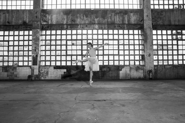 Fouetté ballet