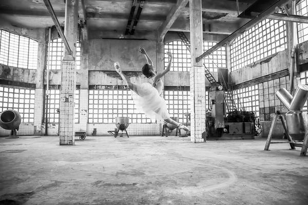 Saltos no ballet