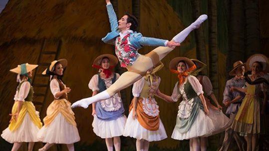 Escola de Dança Petite Danse | La Fille Mal Gardée