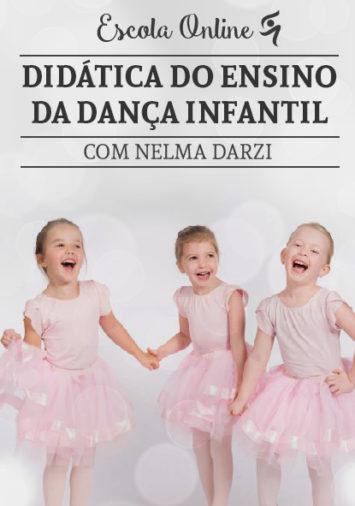 Didática do ensino de dança infantil - Curso online Petite Danse