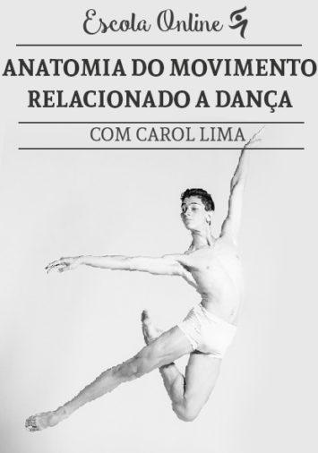 Anatomia do movimento relacionado a dança - Curso online Petite Danse
