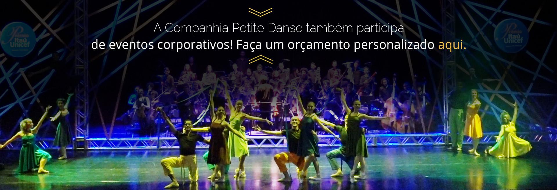 Petite Danse e Eventos Corporativos